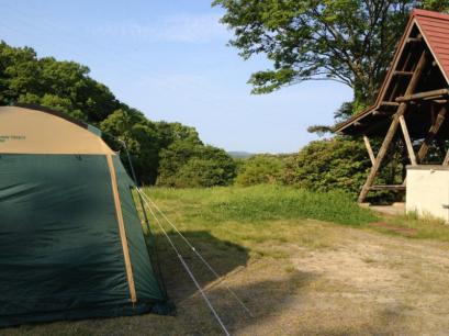 いいキャンプ場だったのだ