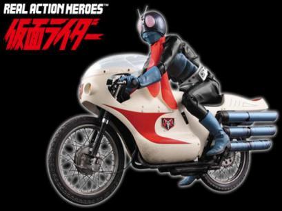 仮面ライダーバイク