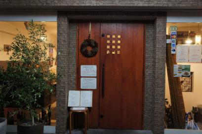 Caciucco(カチュッコ)入口