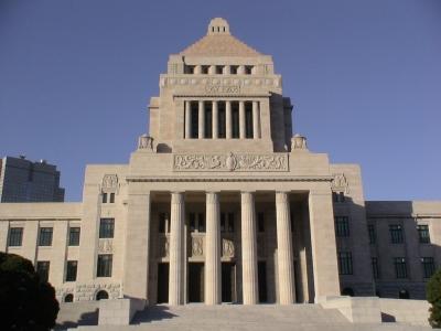 101205国会議事堂