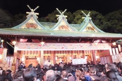 140111西宮神社 本殿②