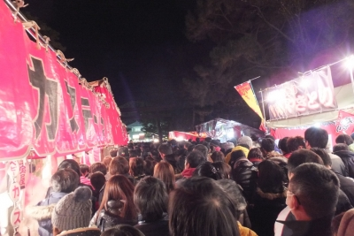 140111西宮神社 参道①