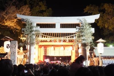 140111西宮神社 赤門