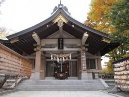 立派な社殿