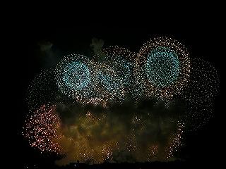 2012 PL花火