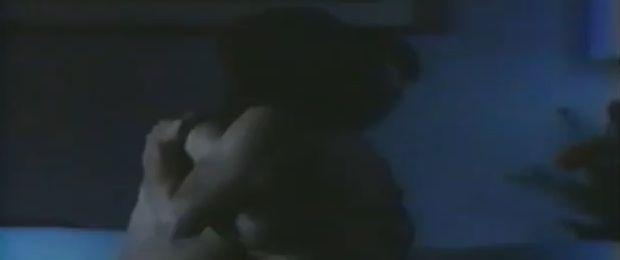 【未唯】乳首を吸われて喘ぎまくりの濡れ場