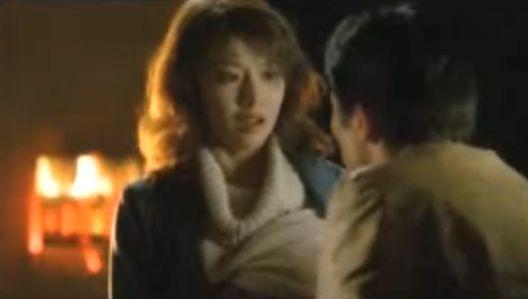 【戸田菜穂】胸を揉まれて身悶える濡れ場