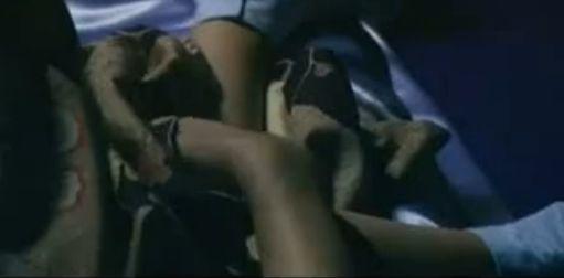 【米倉涼子】体をまさぐられる濡れ場