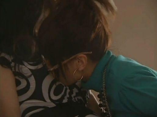 【山田誉子】巨乳を揉まれまくりのレズ濡れ場映像