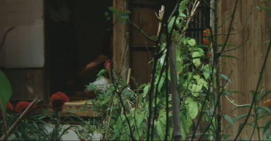 【高橋洋子】抱きつき合いながらディープキスするラブシーン