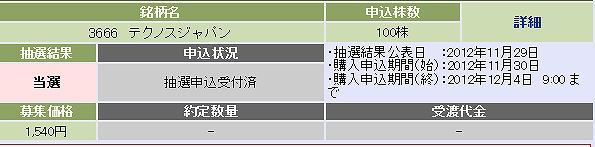 テクノスジャパン