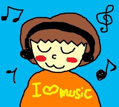 i love music