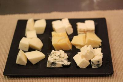 今月のチーズ。。。