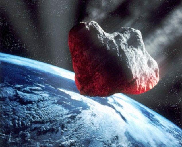 小惑星通過