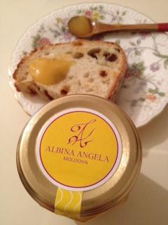 ハチミツとパンと