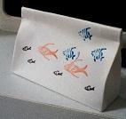 散骨専用袋をデザインアップ