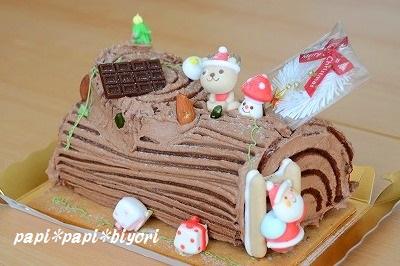 今年のケーキ★ノエル