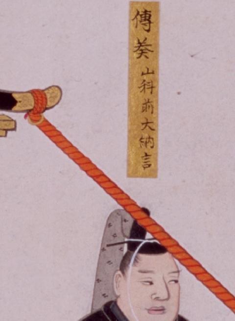 桜町殿行幸図
