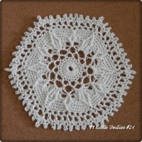 99 Little Doilies #21