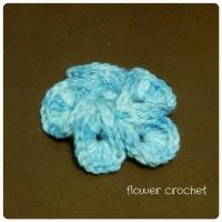かぎ編みの花のパターン 31