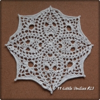 99 Little Doilies #23