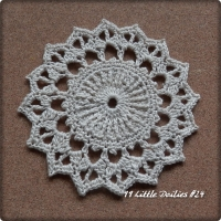 99 Little Doilies #24