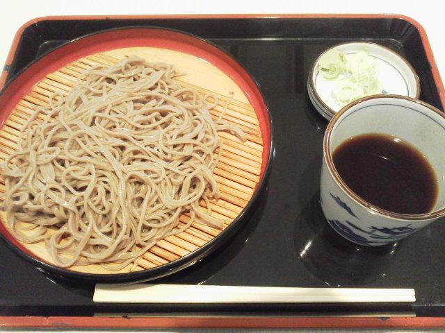 吉野家の蕎麦