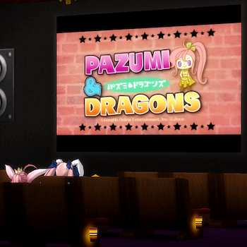 PAZUMI & DRAGONS