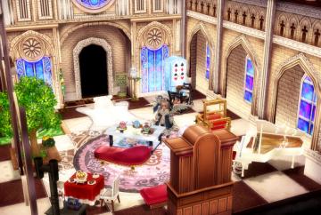 内装テーマ:教会2