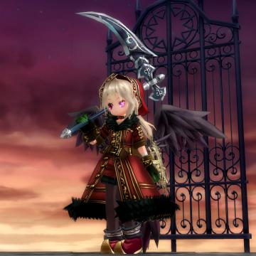 闇夜のコート