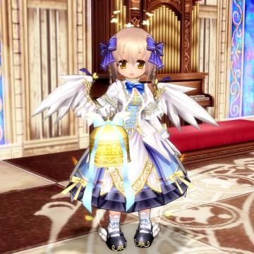 守護天使のワンピース