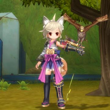 姫武者の甲冑