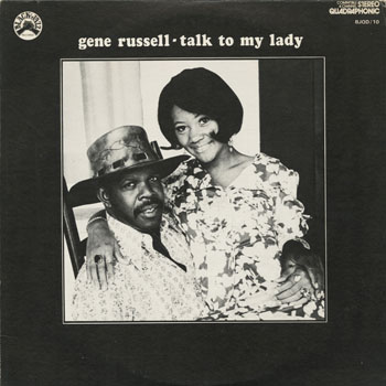JZ_GENE RUSSELL_TALK TO MY LADY_201303