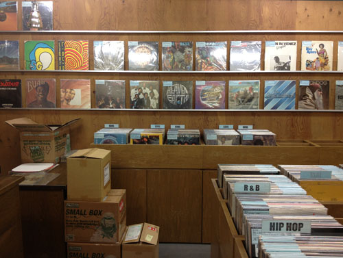Perfect Pitch Records Real Shop