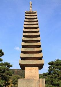 十三重の塔(表)