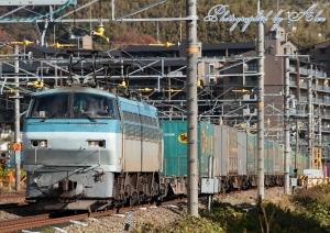 1055レ(=EF66-102牽引)