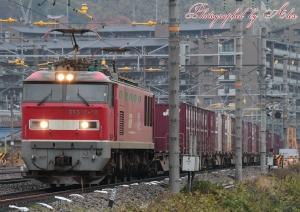 3096レ(=EF510-10牽引)