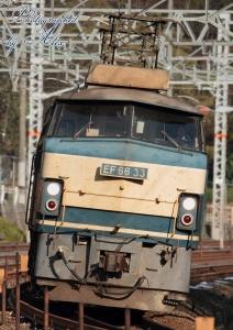 1881レ(=EF66-33牽引)