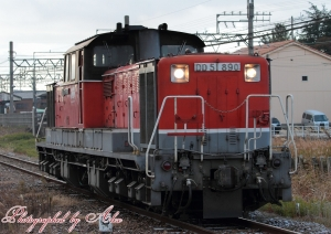 6280レ(=DD51-890単機)