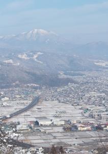 日本三大車窓を望む