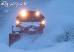 雪551レ(=DE15-1524)