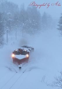 雪351レ(=DE15-2521)