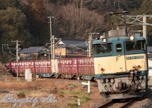 3082レ(=EF64-1016牽引)