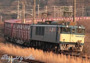 3083レ(=EF64-1016牽引)
