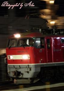 4060レ(=EF510-5牽引)