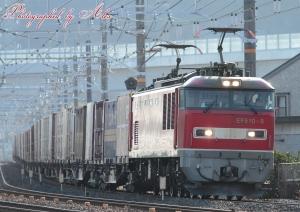 3099レ(=EF510-8牽引)