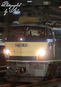 85レ(=EF66-30牽引)
