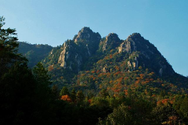 三倉岳 1