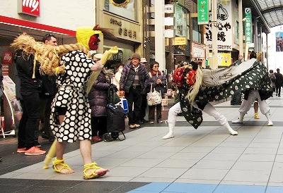 太鼓&獅子舞7