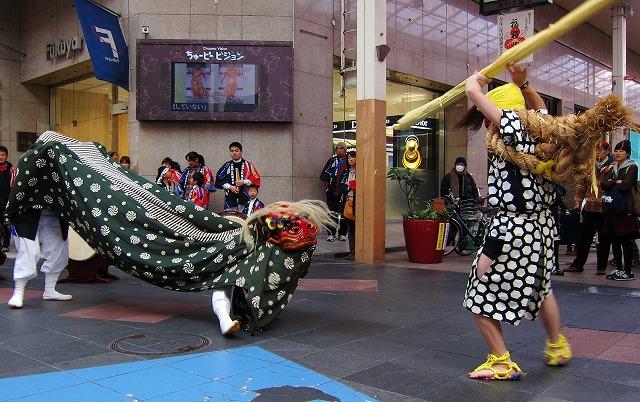 太鼓&獅子舞6